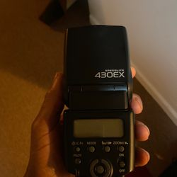 Canon 430ex Speed Flash for Sale in Bristol,  PA