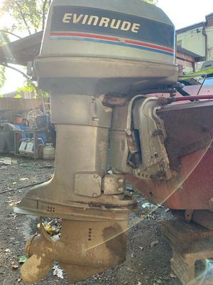 Evinrude motor 115 hp for Sale in Philadelphia, PA