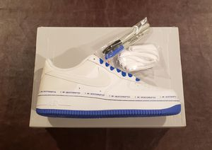 Nike Air Force 1 (Men's Size 10) *NEW* >>INCLUDES EXTRA LACES & NIKE SHARPIES TO CUSTOMIZE<< for Sale in Hawthorne, CA