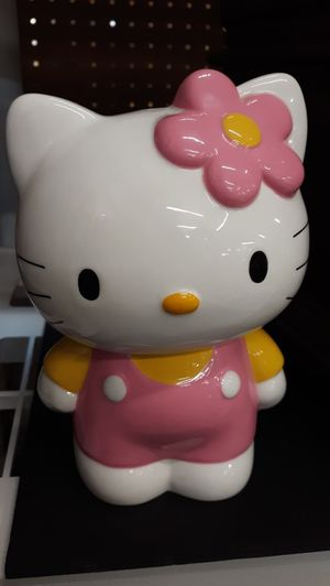 Hello kitty piggy bank for Sale in Duluth, GA