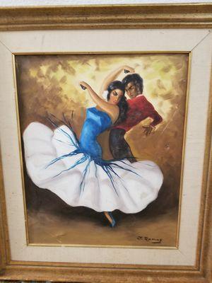 Spanish dancer art for Sale in Houston, TX