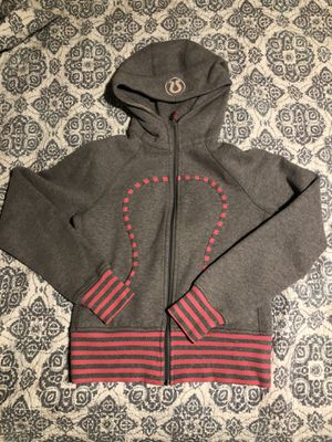 Lulu lemon scuba hoodie for Sale in Oregon City, OR