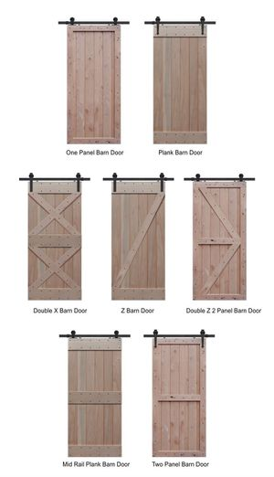 Style of barn doors ! for Sale in Plant City, FL