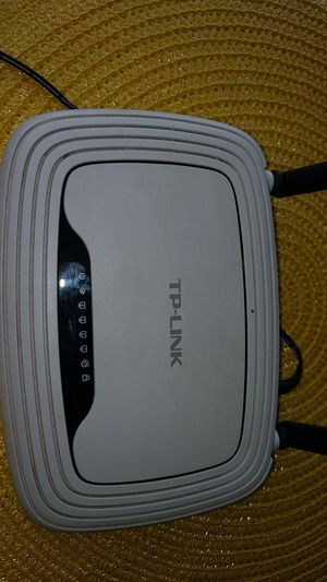 TP link router for Sale in Salinas, CA