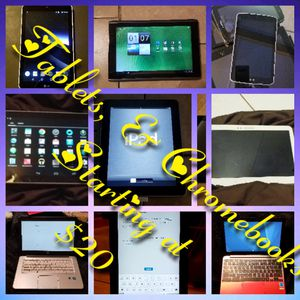 💥Tablets, Chromebooks, Mini Laptops Available💥 for Sale in Belleview, FL