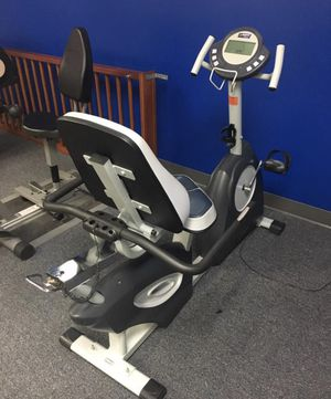 Lamar Fitness Recumbent Exercise Bike for Sale in Federal Way, WA