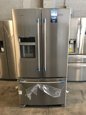 Maytag 25 cu. ft. French Door Refrigerator EZ NO CREDIT CHECK FINANCING AVAILABLE for Sale in Miami, FL