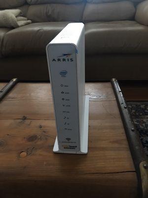 ARRIS Internet, Wi-AFI & Voice Modem for Sale in Bethesda, MD