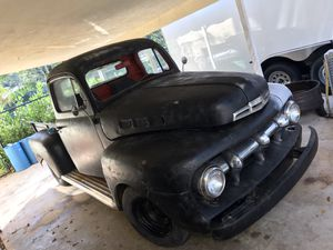 1951 Ford F100 Truck for Sale in Southwest Ranches, FL