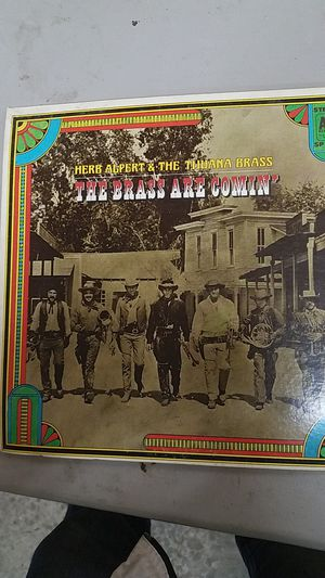 Herb Albert and the Tijuana Brass LP album for Sale in Lakewood, WA