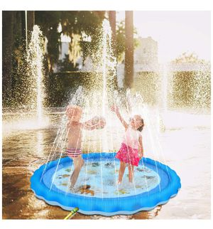 Homech Sprinkler for Kids, Splash Pad, Outdoor Inflatable Sprinkler Water Toys for Sale in Woodbridge, VA