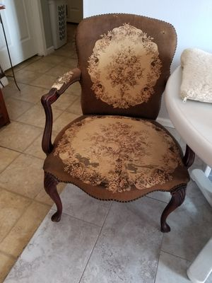 A Pair of Antique Side Chairs for Sale in Gulfport, FL