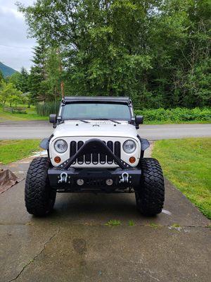 2010 jeep wrangler sport 2 door manual for Sale in Granite Falls, WA