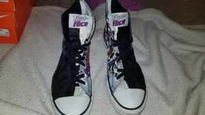 Special edition Two Face Converse sz 11 for Sale in Denver, CO