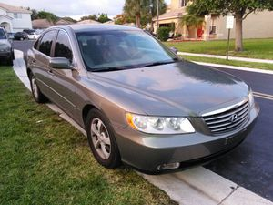2007 HYUNDAI AZERA ONLY 76 k miles for Sale in Boynton Beach, FL