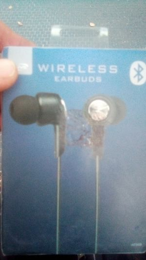 Wireless earbuds new unopened for Sale in Mesa, AZ