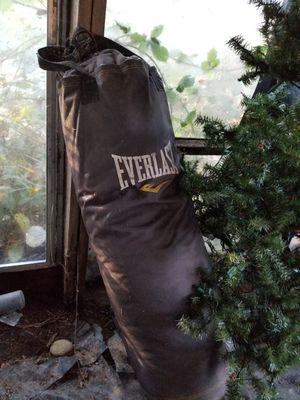Punching bag for Sale in Vashon, WA