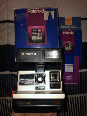 Polaroid Sun 600 LMS Vintage Camera for Sale in Hartford, CT