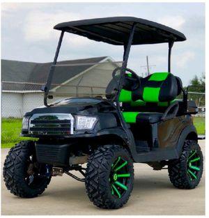 Custom Golf Cart for Sale in Irons, MI