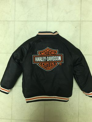 Small Harley Davidson reversible jacket like New for Sale in Aliso Viejo, CA