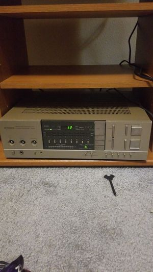 PIONEER computer controlled stereo receiver SX 6 for Sale in Vancouver, WA