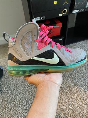 Nike LeBron 9 South Beach for Sale in Alexandria, VA