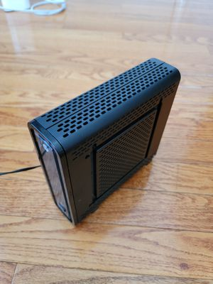 Router and modem all in one for Sale in Worcester, MA