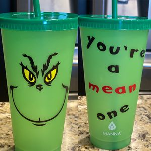 Christmas Cold Cups/ Color Changing for Sale in Lathrop, CA