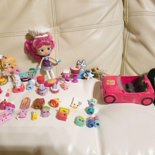 shopkins and lol dolls