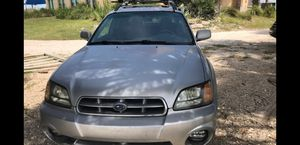 2004 Subaru Baja 99k Original miles Has Rust for Sale in Jacksonville, FL