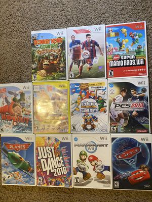 Games for Sale in Bothell, WA