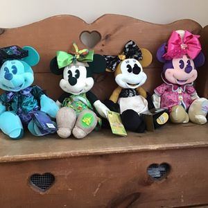 Disney Minnie Main Attraction Plush for Sale in Lake City, MI