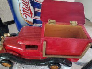 Wood box vtg truck for Sale in Phoenix, AZ
