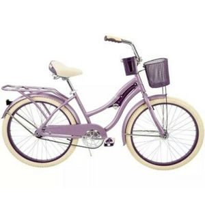 "Huffy 24"" Nel Lusso Girl's/Women's Classic Cruiser Bike, Purple Brand New - in Box! for Sale in Northbrook, IL"
