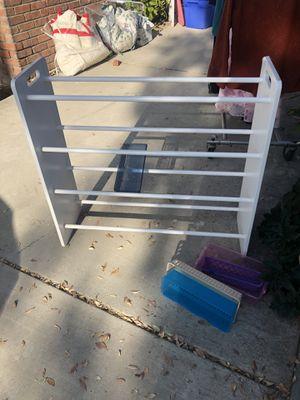Shoe rack / toy bin holder FREE for Sale in Redlands, CA