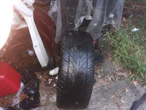 22 inch rims and tires for Sale in Naruna, VA