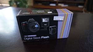 Vivitar Digital Slave Flash - BRAND NEW for Sale in Encinitas, CA