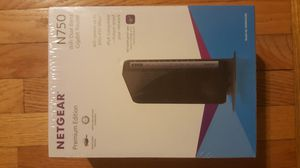 Netgear dualband gigabit router for Sale in Silver Spring, MD