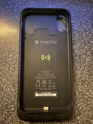 iPhone X Mophie Juice Pack Air for Sale in Denver, CO