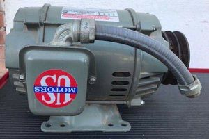 ELECTRIC MOTOR 5 HP US ELECTRICAL E797A for Sale in Glendale, AZ