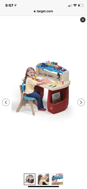 Fisher price art desk for Sale in Burnham, IL