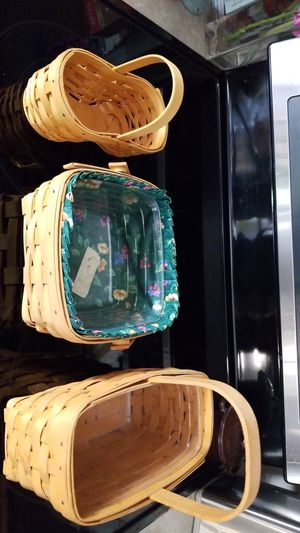 Longaberger Baskets for Sale in Peoria, AZ