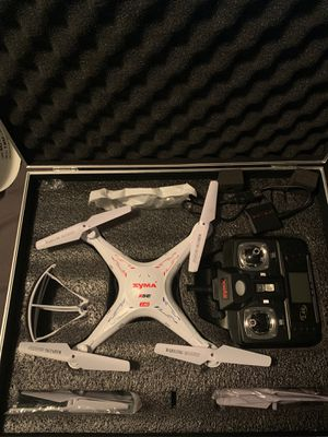 Brand new SYMA drone with camera for Sale in Woodway, WA