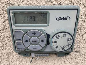 Orbit sprinkler system controller for Sale in San Bernardino, CA