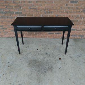 Small Black Desk for Sale in Grayson, GA