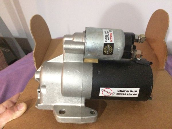 Brand New Starter for 02-08 Jaguar x-type (Ford Contour, Ford Escape, Mazda Tribute, Mercury Cougar) part # SR7579X