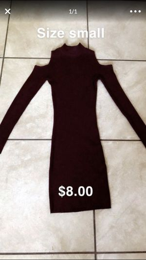 Dress size small for Sale in Irving, TX