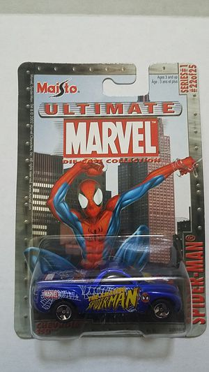 MAISTO ULTIMATE MARVEL SPIDERMAN SERIES 1 # 22 HAVE MANY MORE for Sale in Kissimmee, FL