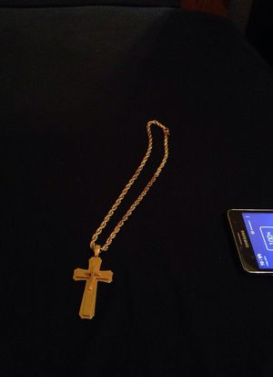12 inch gold chain for Sale in Las Vegas, NV