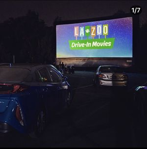 LA Zoo Halloween Drive in Theater tickets for Sale in Los Angeles, CA